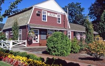 Agassiz Museum